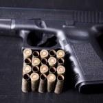 Handgun, Pistol  — Stock Photo #7119765