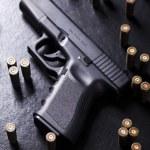 Handgun, Pistol — Stock Photo #7119831