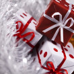 Christmas gifts — Stock Photo #7119992