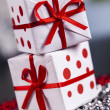Christmas decoration, gifts — Stock Photo #7120016