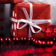 Christmas decoration, gifts — Stock Photo #7120032