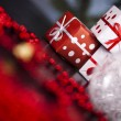 Christmas decoration, gifts — Stock Photo #7121029