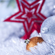 xmas background — Stock Photo