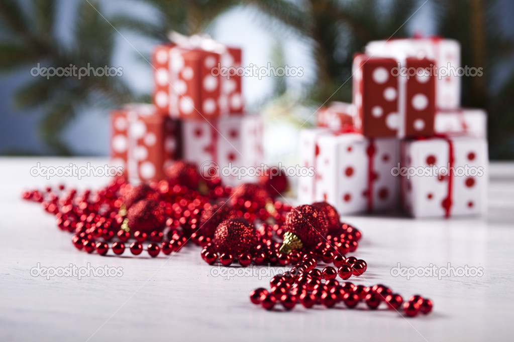 Christmas decoration.  — Stock Photo #7120040