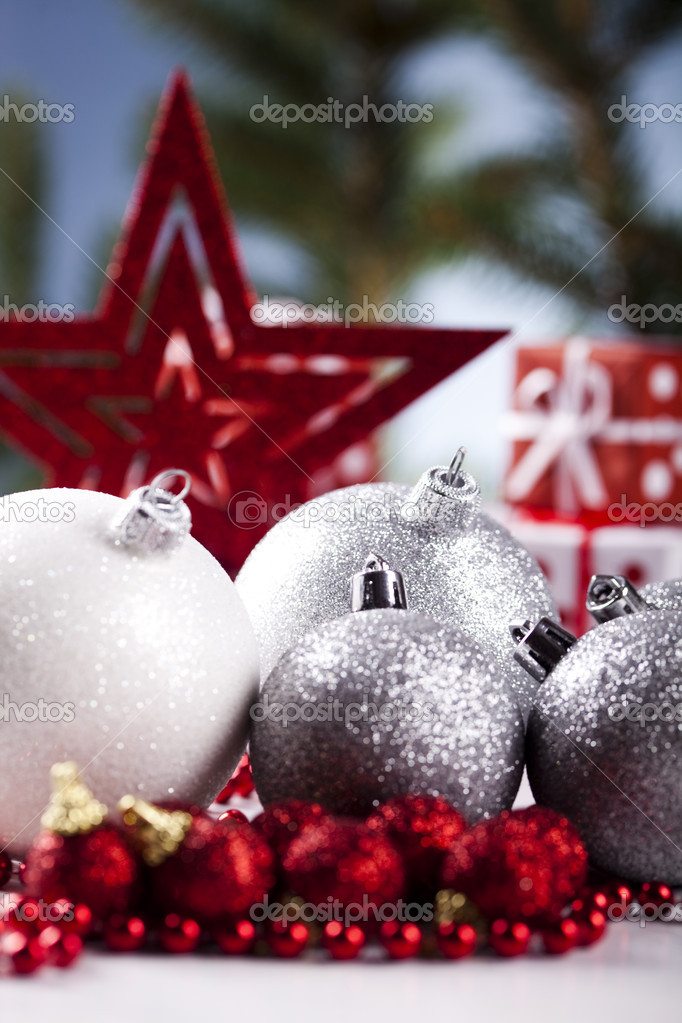 Christmas decoration.  — Stock Photo #7120096