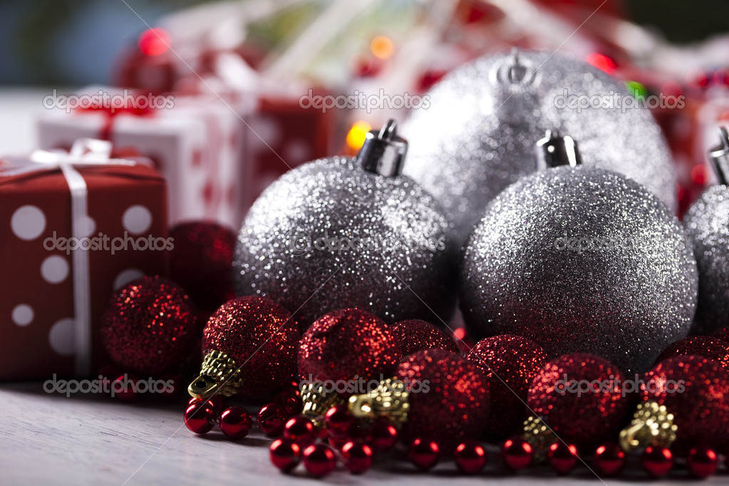 Christmas decoration.  — Stock Photo #7120175