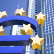 Royalty-Free Stock Photo: European central bank