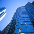 Corporate buildings in perspective — Stock Photo #7140606