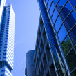 Corporate buildings in perspective — Stock Photo #7140651