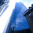 Glass skyscrapers,business center — Stock Photo #7141482