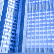Glass skyscrapers,business center — Stock Photo #7141513