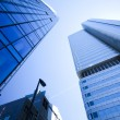 Glass skyscrapers,business center — Stock Photo #7141646
