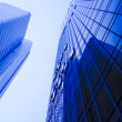 Corporate buildings in perspective — Stock Photo #7142981