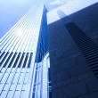 Corporate buildings in perspective — Stock Photo #7143039