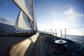 Sailing detail — Stock Photo