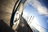 Sailing away — Stock Photo