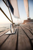 Sailing away — Stock Photo