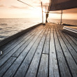 Baltic Sea on Sailing — Stock Photo