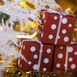 Christmas gifts — Stock Photo #7173480