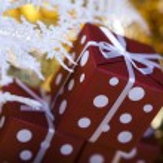 Christmas gifts — Stock Photo #7173672