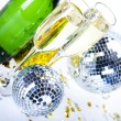 Champagne,New Years, Celebration — Stock Photo #7174307