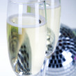 Champagne,New Years, Celebration — Stock Photo #7174451