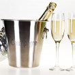 Champagne,New Years, Celebration — Stock Photo #7174516