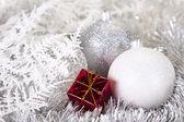 Christmas winter concept — Stock Photo