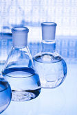 Laboratory glassware — Stok fotoğraf