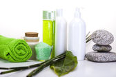 Bodycare products — Stock Photo