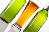 Beer collection — Stock Photo