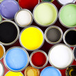 Colorful paint - Stockfoto