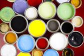 Pintura colorida — Foto Stock