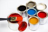 Låt din värld vara färgglada — Stockfoto