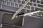 Business accessories — Stock Photo