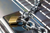Security computer — Stock Photo