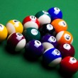 Billiard — Stock Photo