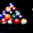 Playing pool — Stock Photo #7215006
