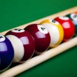 Playing pool — Stock Photo #7216390