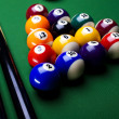 Billiard background — Foto de Stock
