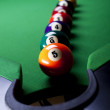 Stock Photo: Billiard ball