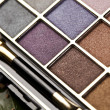 Set of eyeshadows — Stock Photo #7357592