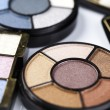 Stock Photo: Personal eyeshadows