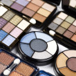 Stock Photo: Set of eyeshadows