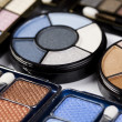 Set of eyeshadows — Stock Photo #7358362
