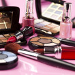 buntes make-up kollektion — Stockfoto #7359509