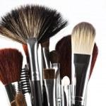 Cosmetic brushes — Stock Photo #7359768