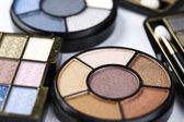 Personal eyeshadows — Stock Photo