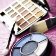 Colorful makeup collection — Stock Photo #7360807