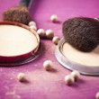 Face powder — Stock Photo #7360982